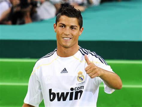 biography of cristiano ronaldo football player who is cristiano ronaldo