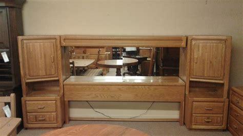king bookcase headboard oak oak king bookcase headboard delmarva furniture consignment