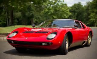 1969 lamborghini miura automotive