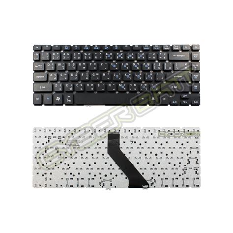 Keyboard Acer V5 471 by Keyboard Acer Aspire V5 471 Black Thai Cyberbatt ไซ