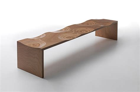 ripple bench ripples outdoor bench by horm sohomod blog