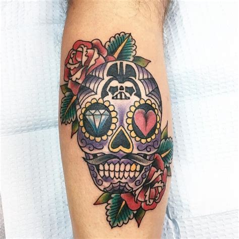 what does a skull tattoo mean 125 best sugar skull designs meaning 2018