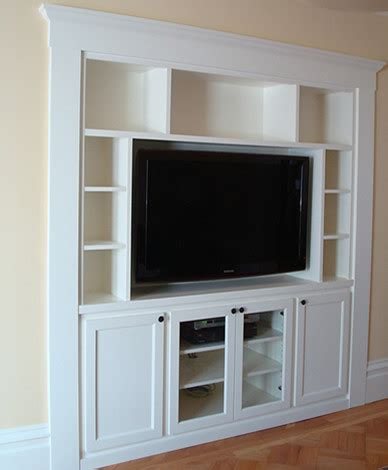 tv built in built in furniture home theater san francisco by