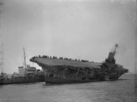 Ark Royal Sinking hms wreck hms hms hooddetail 点力图库