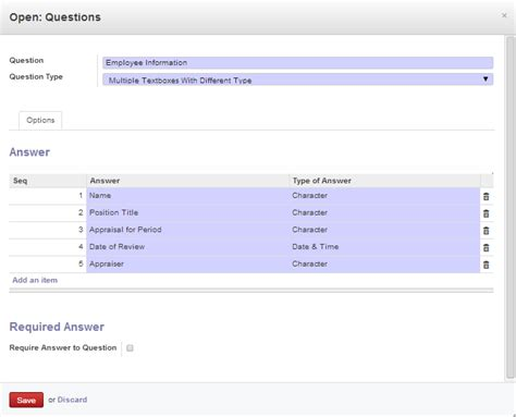 Make Your Own Survey - appraisals home