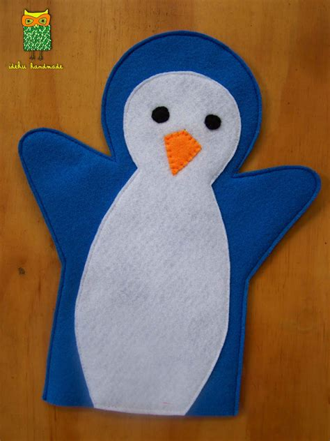Handmade Puppets Patterns - ideku handmade puppets are coming crafts