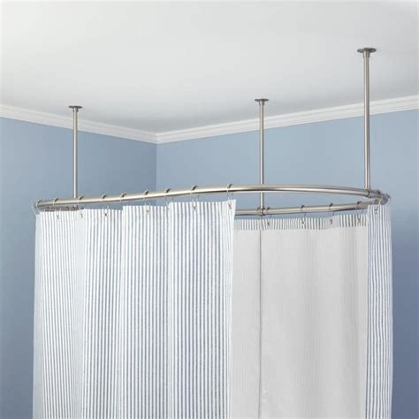 expansion rods for curtains 25 best ideas about clawfoot tub shower on pinterest