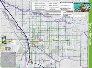 maps tucson arizona bike maps official website of the city of tucson