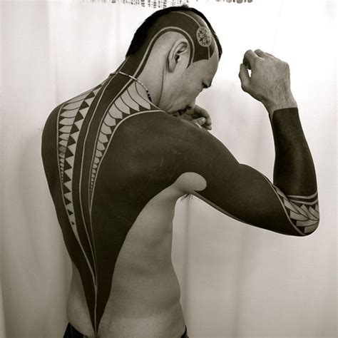 extreme blackwork tattoo 40 oh so cool blackout tattoo designs rise of a new trend