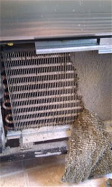 commercial refrigeration maintenance inspection