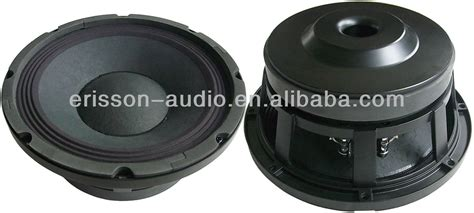 Speaker Wisdom 10 Inch high voice quality 10 inch 300w mid bass speakers customize speaker car audio buy speaker car