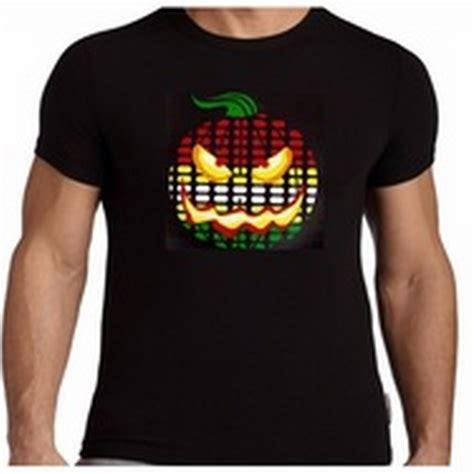 T Shirt Traveling Indonesia Tees80 led t shirt pumpkin model size xl