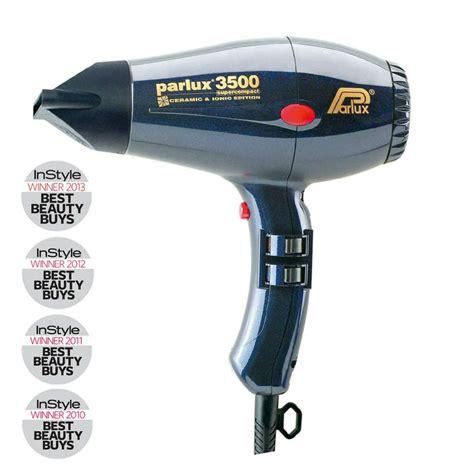 Parlux 3500 Hair Dryer parlux 3500 ceramic ionic hair dryer blue the