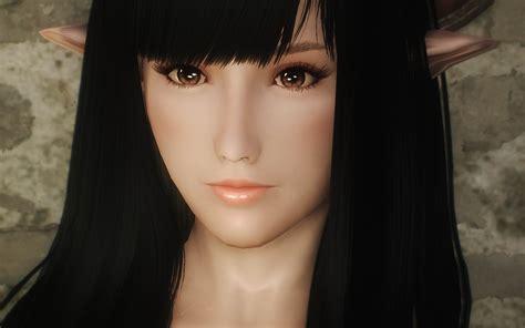 adorable face skyrim downloads skyrim nexus mods and community