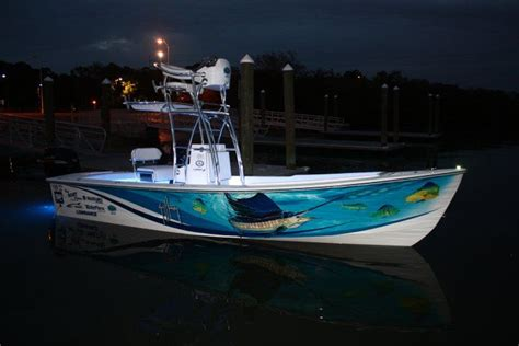 offshore fishing boat graphics guy harvey boat wrap guy harvey artist and others well