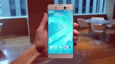 imagenes para celular sony xperia analisis basico del celular sony xperia xa ultra youtube