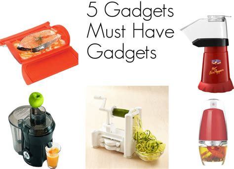 top 17 healthy kitchen gadgets 5 trendy kitchen gadgets that make healthy eating easy