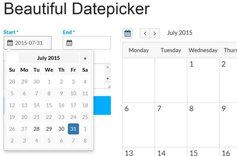 jquery datepicker not showing properly on a modal window beautiful datepicker calendar for seblod