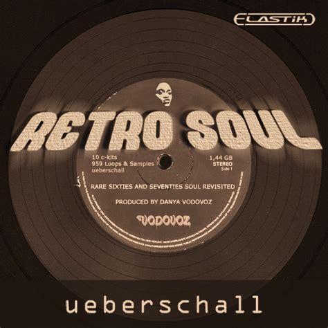 Sound Bank Systematic Sounds Signature Series ueberschall retro soul elastik soundbank for windows and mac