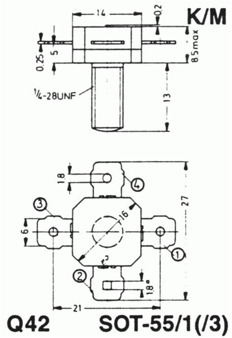 bc547 transistor specs bc547 transistor specs 28 images bc547 datasheet small signal transistors npn bc548 4782509