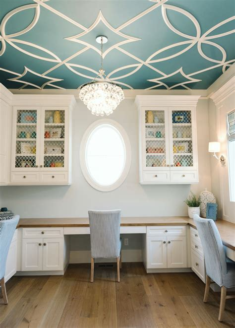 Best Colors For Ceilings by 20 Breathtakingly Gorgeous Ceiling Paint Colors And One