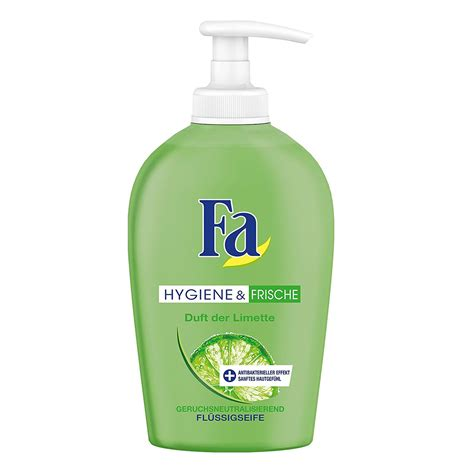 Soap Liquid Lemon fa lemon fresh liquid soap 250ml smallflower