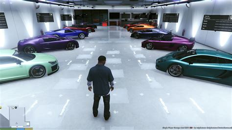 Garages In Gta 5 by 2 Loaded Single Player Garages Spg Gta5 Mods