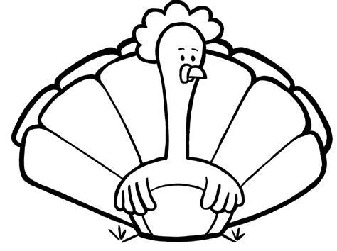 turkey to color turkey feather coloring page az coloring pages