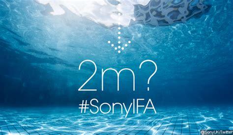 Hp Sony Yang Bisa Foto Di Air sony kabarnya siap rilis xperia z3 tahan air hingga 2 meter kabar berita artikel
