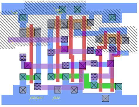 xor magic layout boolean unit