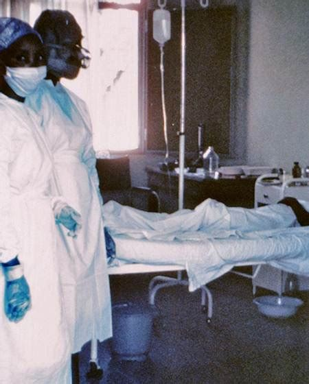 Highest Fever Recorded Without Mystery Hemorrhagic Fever Kills 23 In Guinea Health Centre Info