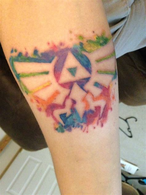 hylian crest tattoo 15 best ideas images on ideas