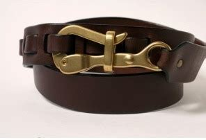 Sabuk Rell Kulit Asli Genuine Leather Belt image gallery sabuk