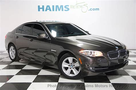 2011 Bmw 528i by 2011 Used Bmw 5 Series 528i At Haims Motors Serving Fort