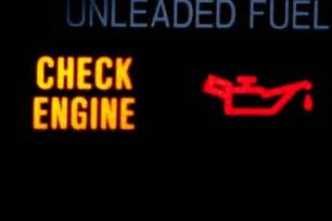 what does the check engine light usually howstuffworks