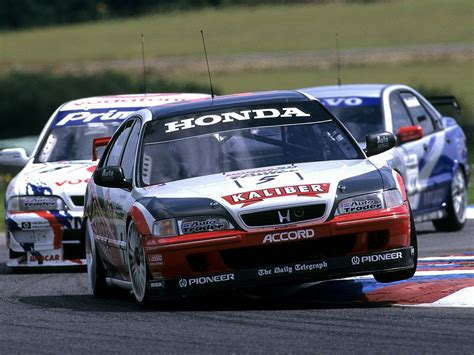 Aufkleber Honda Accord by 1995 Honda Accord Btcc Race Racing Wallpaper 2048x1536