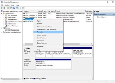 format flashdisk cara mengatasi flashdisk yang tidak bisa di format 100