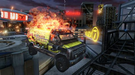 Twisted Metal Garage by Futuro Finale 2088ad Twisted Metal The
