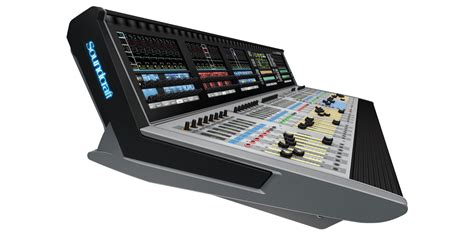 Mixer Sound Cina vi5000 soundcraft professional audio mixers
