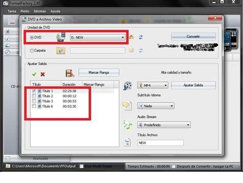 format factory converter full format factory v2 6 dvd ripper media converter