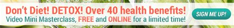 Robyn Openshaw Detox Plan by The Detox Cleanse A Simple Way To Lose Weight And
