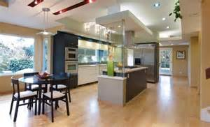 Modern Kitchen Island Pendant Lights by The Modern Alno Kitchen In 1895 Victorian House At Old