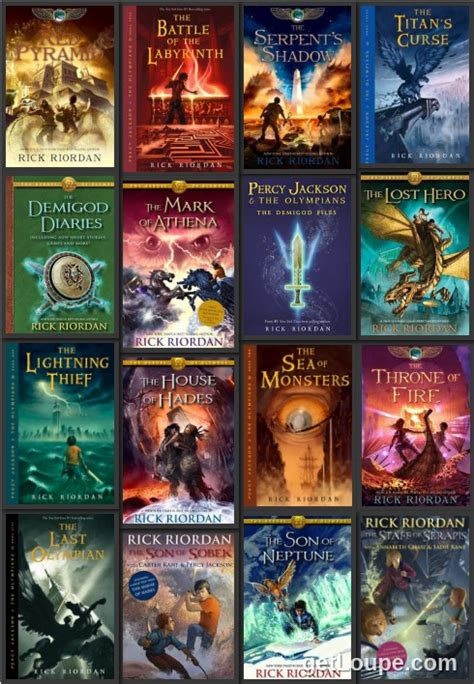 amazon com rick riordan books biography blog rick riordan books loupe collage loupe