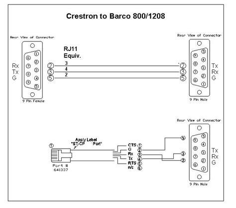 rs232 db9 to rj11 wiring diagram 28 images rj11 rs232
