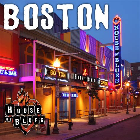 house of blues boston schedule house of blues boston events calendar and tickets