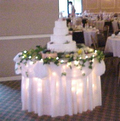 1000  ideas about Wedding Cake Table Decorations on