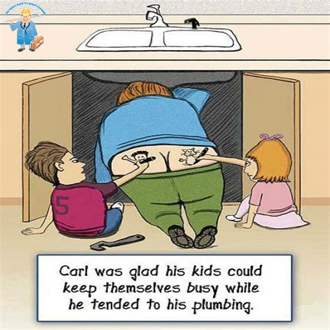 plumber jokes quotes quotesgram