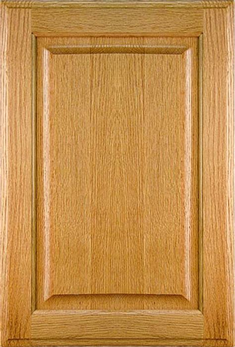 Raised Panel Wood Kitchen Cabinet Doors Eclectic Ware Oak Kitchen Cabinet Doors