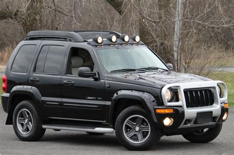 2003 Jeep Liberty Renegade 2003 Jeep Liberty Renegade 4x4 Home