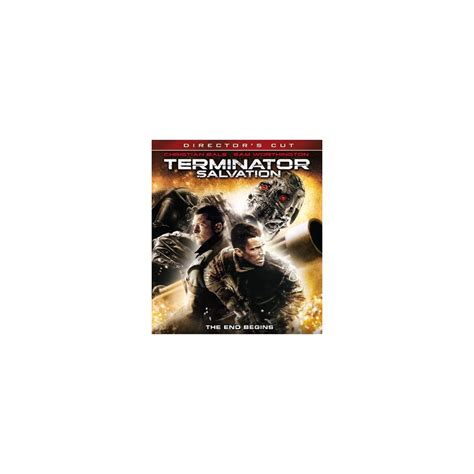 terminator salvation directors cut rep terminator salvation director s cut dvd shoppen